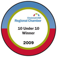 Click to visit the Cincinnati USA Regional Chamber for the Small Business Exellence Awards
